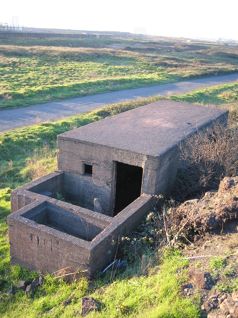South Gare, Pillbox S0005912