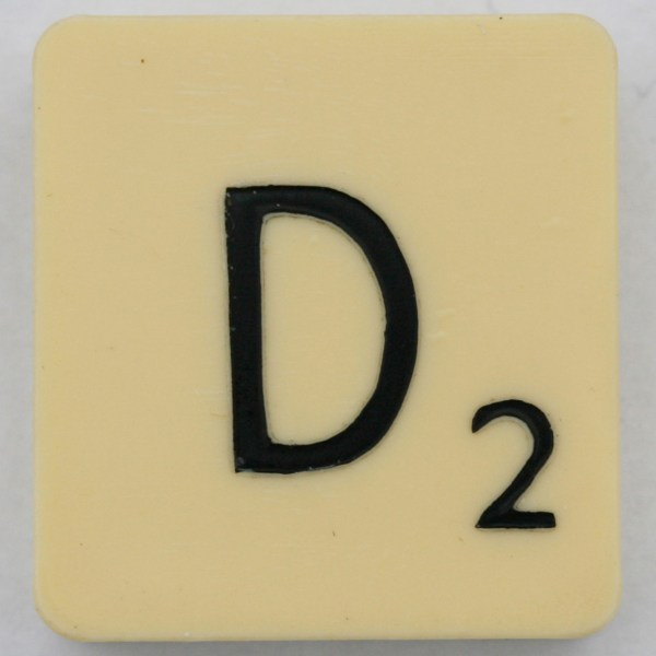 Scrabble Letter D Flickr Photo Sharing!