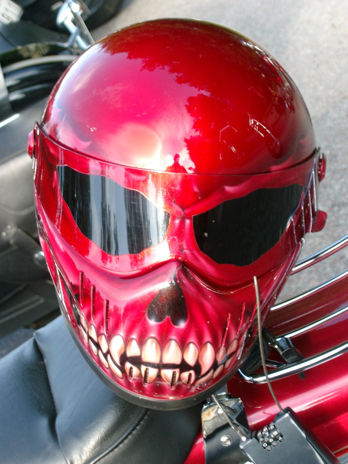 Cool Motorcycle Helmets