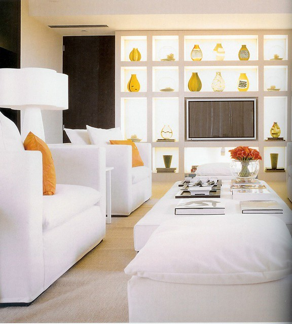 Living Room Or Bed Room