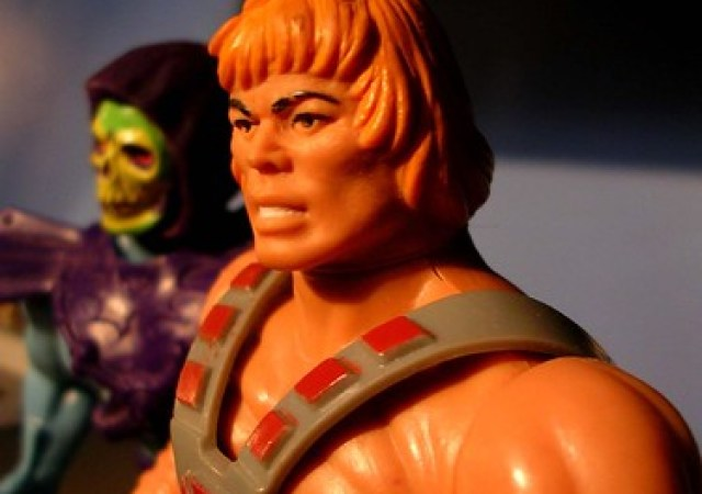 Skeletor / He-man