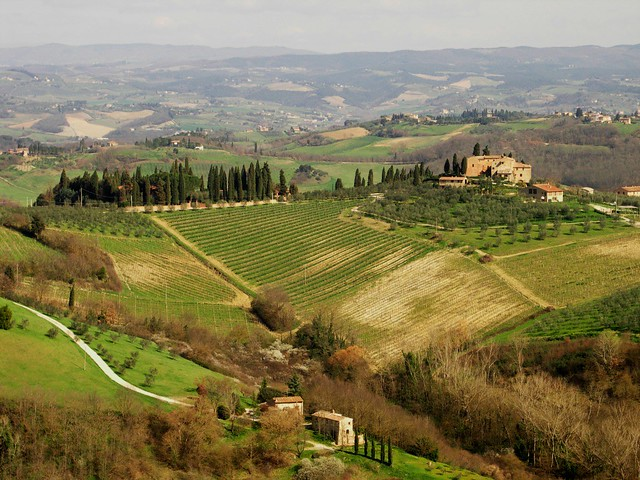 Paesaggio toscano  Flickr  Photo Sharing