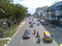 Pedestrian Overpass- Jalan Jendral Sudirman