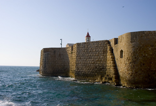Acre (Akko) The pisan port