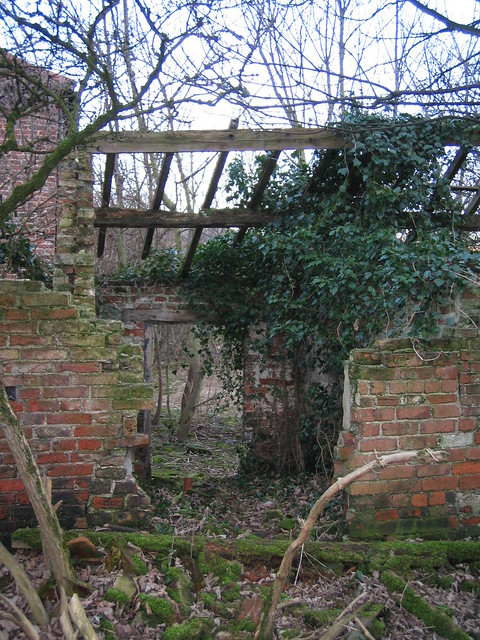 kirkleatham hall stables ruined out buildings 1