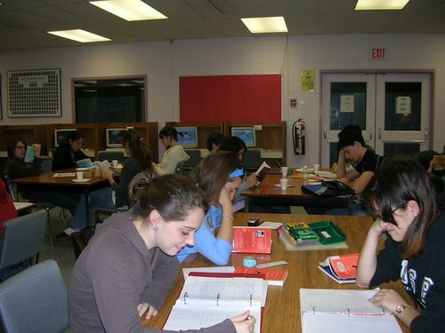 Literature Circles, Nov 06