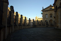 Sheldonian + History of Science Museum
