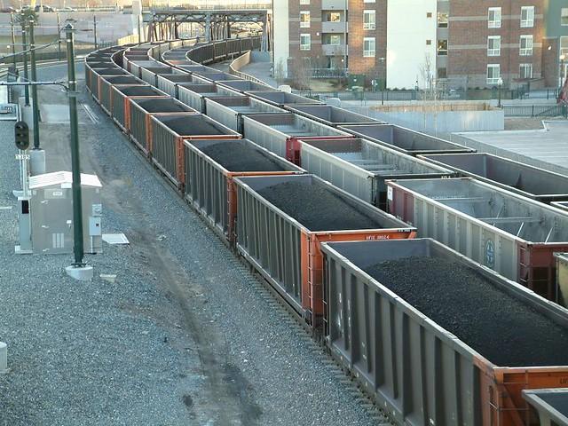 Trains by Jesse Varner on flickr