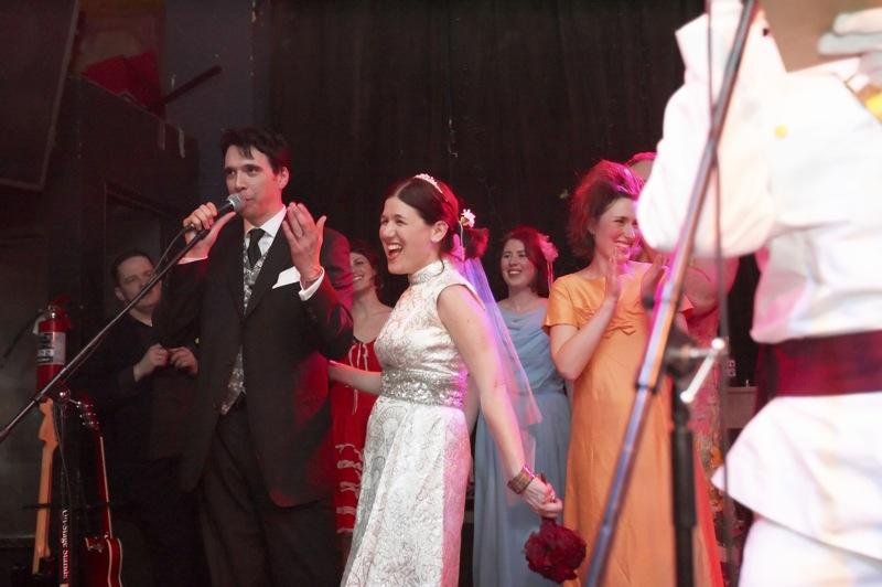 Imaginary Wedding