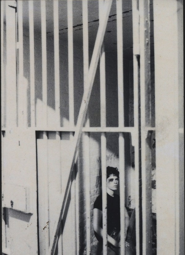When He Was Inside - Montreal 1987