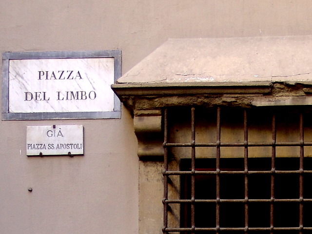 Piazza del Limbo by rudenoon