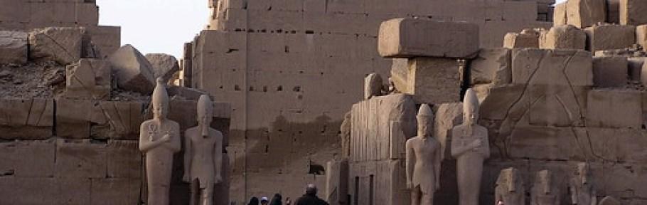 Templo de Karnak  109 Egipto