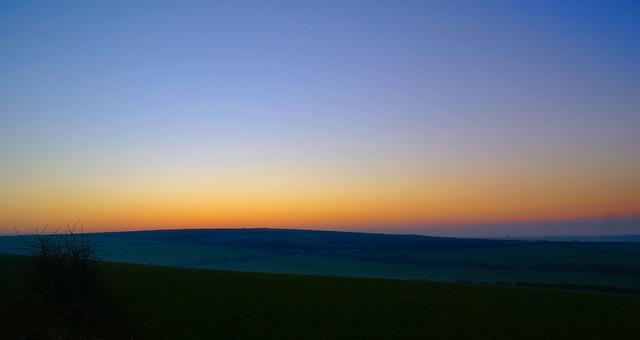 Winter Solstice sunset_S02049