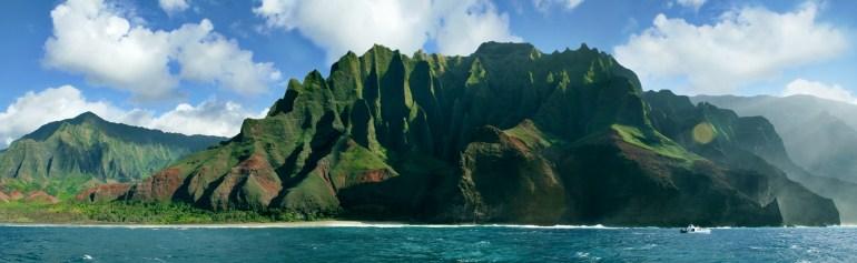 Take a tour with Na Pali Catamaran