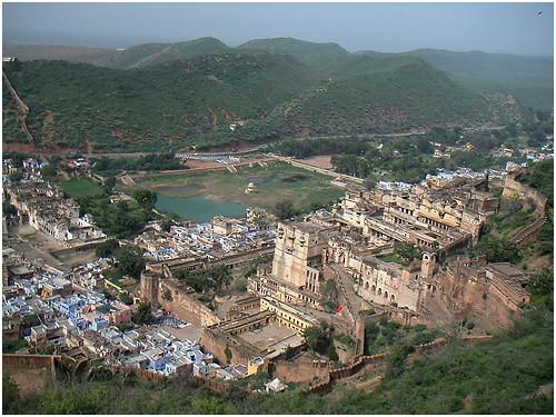 Taragarh Fort, Bundi, Rajasthan