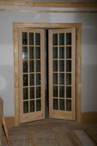 French doors to office | Flickr - Photo Sharing!