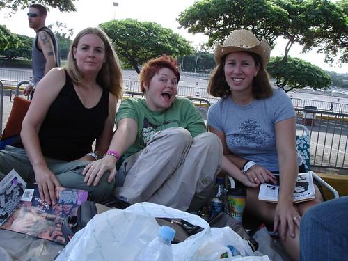 Karen, Shannon & me
