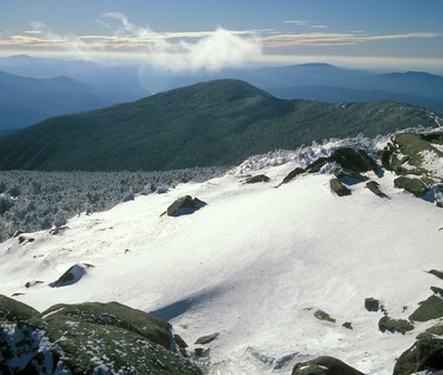 On Mount Moosilauke