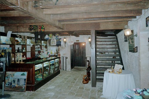 Ghost In The Cellar At Great Rose Hall, Jamaica by heather0714