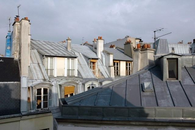 Le Marais rooftop
