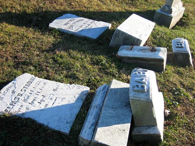 Many Broken Graves