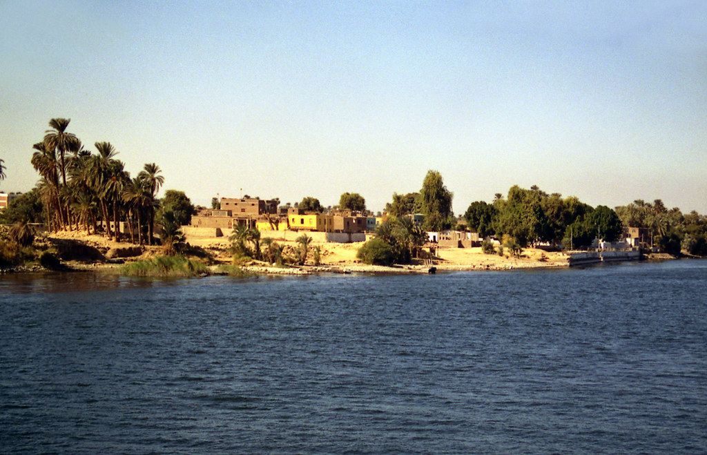 El Nilo Egipto sus paisajes