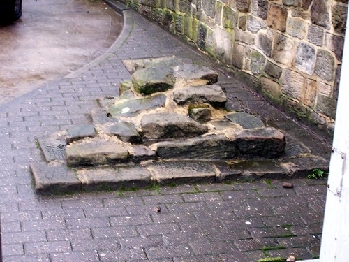 The smallest consolidated piece of wall