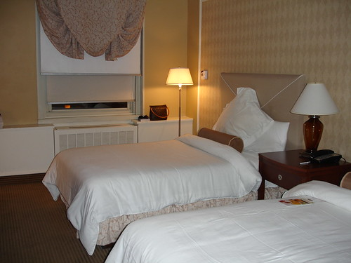 Park Plaza Room in Boston