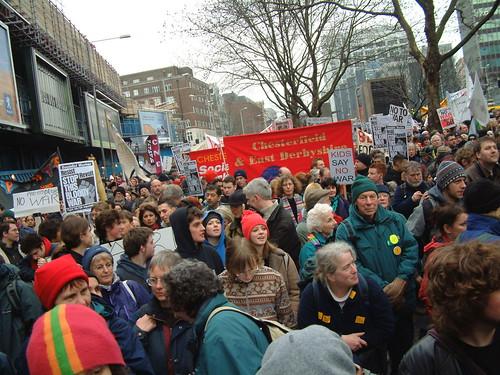 No War March by David Jones CC Flickr