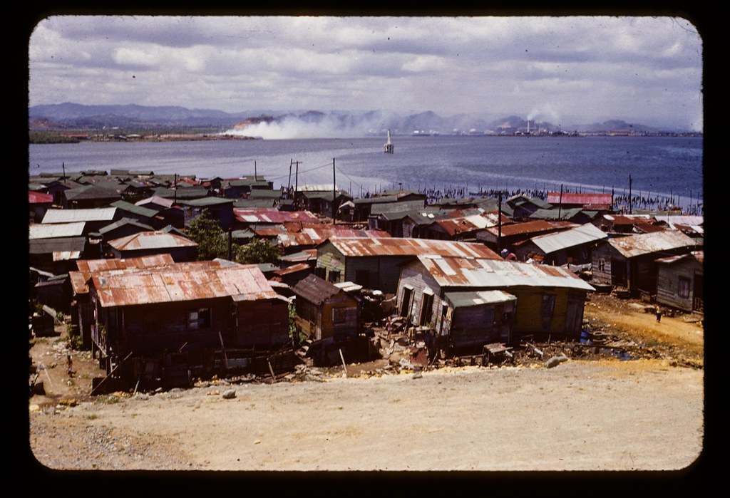 Santurce Puerto El Fanguito Rico