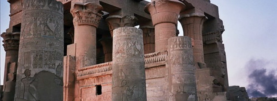 Templo de Sobek y Haroeris/Kom Ombo-Egipto 01