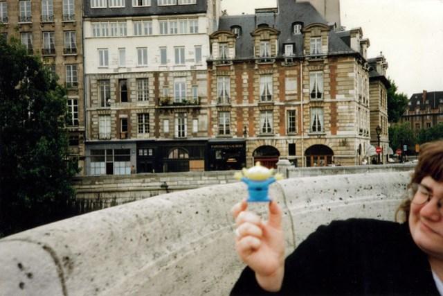 Paris 05/97 Papeteries Gaubert