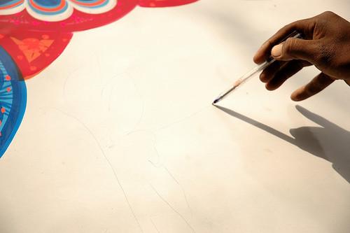 An Artist's Dream by Umair Mohsin