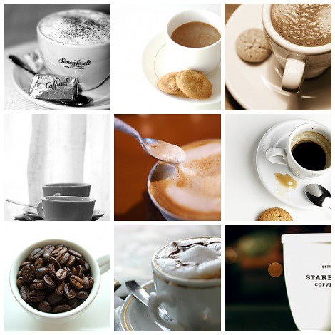 9 coffe favorites