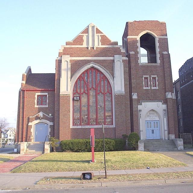 Bethel Evangelical Church Now Mayflower Missionary Baptist ChurchDetroit MI  Flickr  Photo