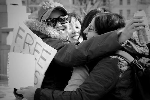free 'group' hugs by jessleecuizon