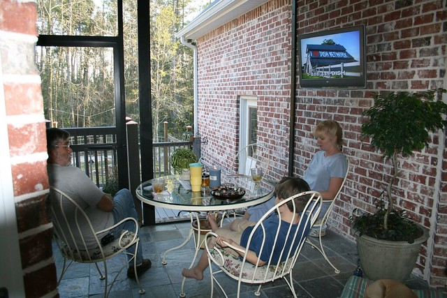 Back Porch Tv