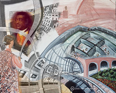 The Gallery as Memory Palace: M. C. Escher, Gainsborough, Tommy Simmons and Ignatius Sancho