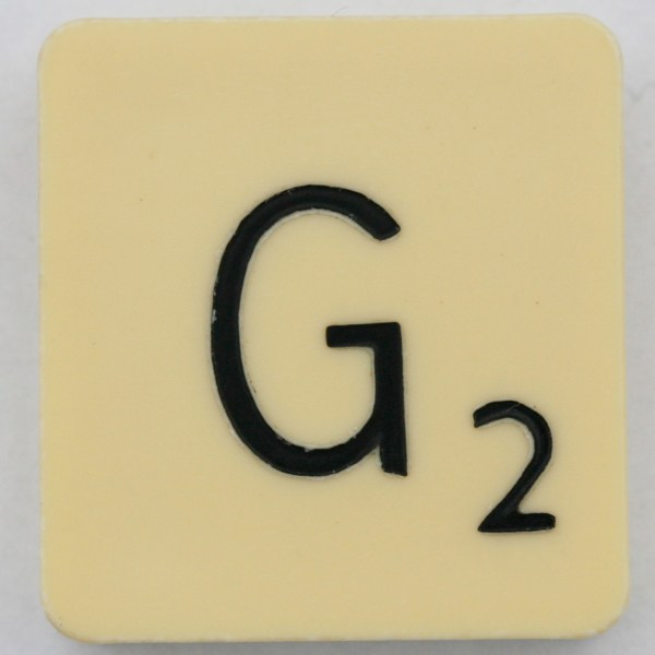 Scrabble Letter G Flickr Photo Sharing!