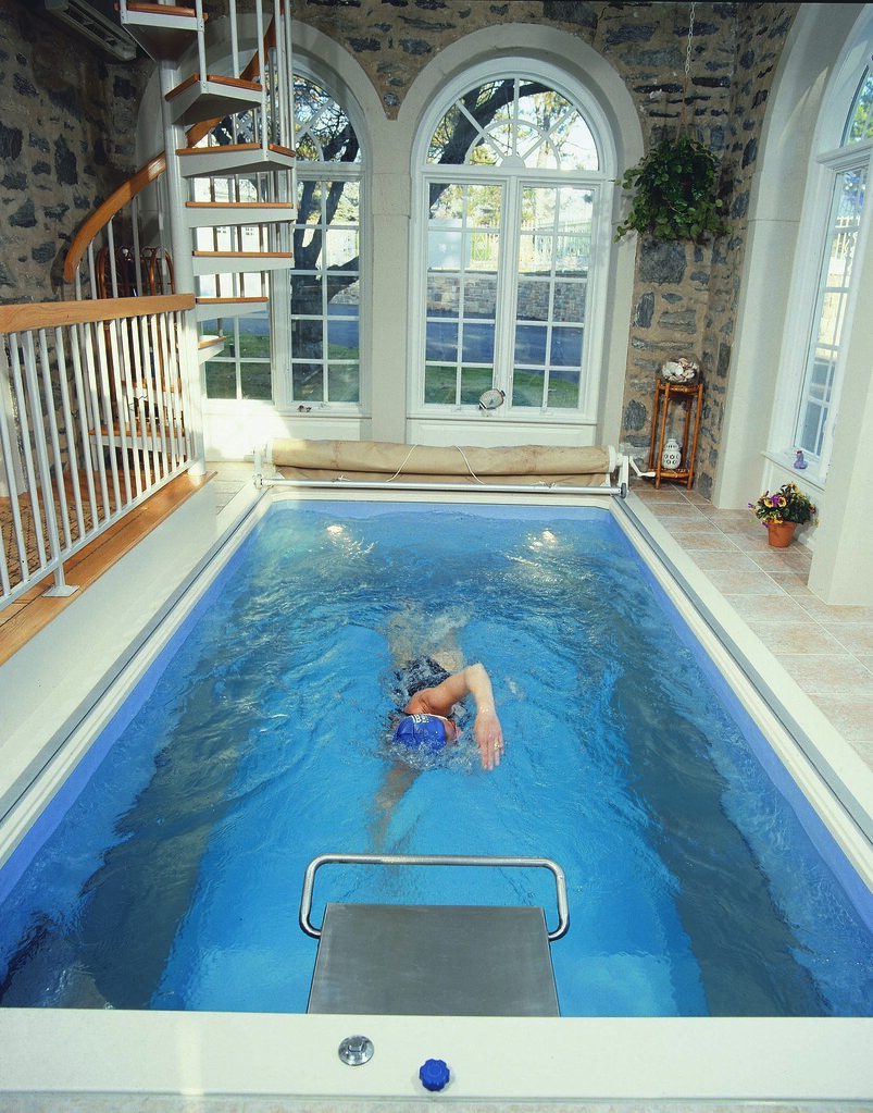 Indoor Endless Pool  Flickr  Photo Sharing