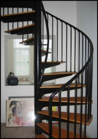 Fancy Spiral Staircase | Flickr - Photo Sharing!