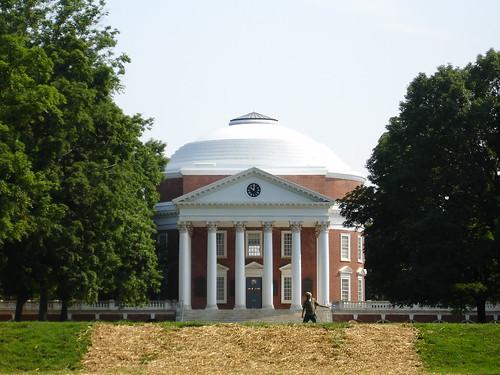 The Rotunda at UVA