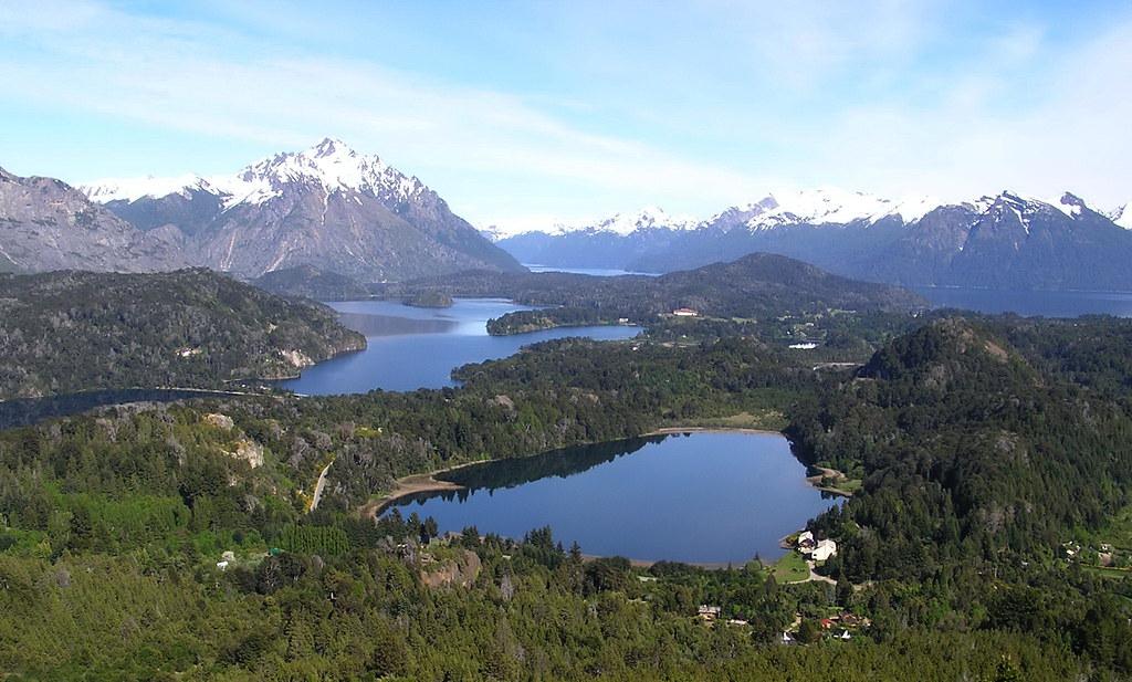 Parque Nacional Nahuel Huapi desde Bariloche Argentina 106