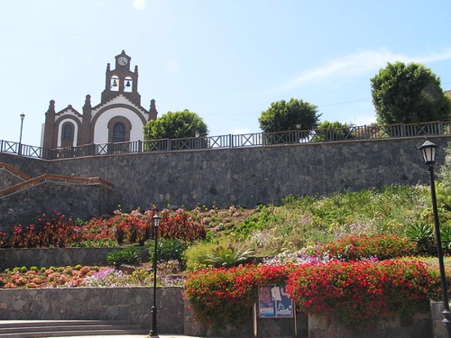 Gran Canaria - Iglesia de Santa Lucia -  Santa Lucia