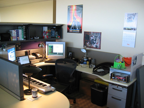 Cubicle Location #3x1