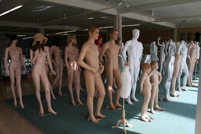 Artificial Nudists