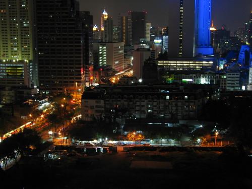 Bangkok Night Thailand Asia Asien Nacht por hn.