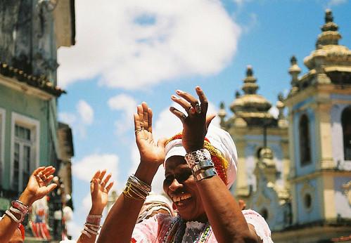 Parabéns Salvador, 458 anos