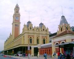 Sao Paulo - Luz Train Station