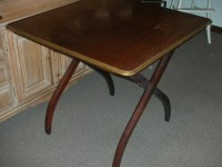 Wooden fold up table | Flickr - Photo Sharing!